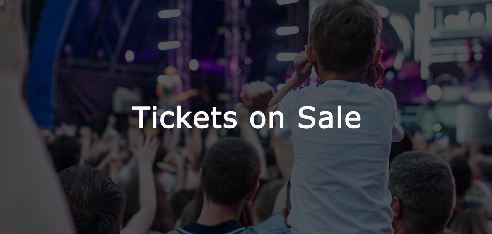 Concert Tickets on Sale